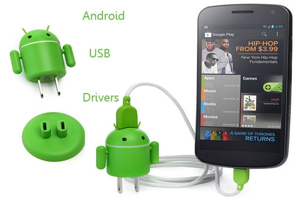 Android Mobile Drivers 2013