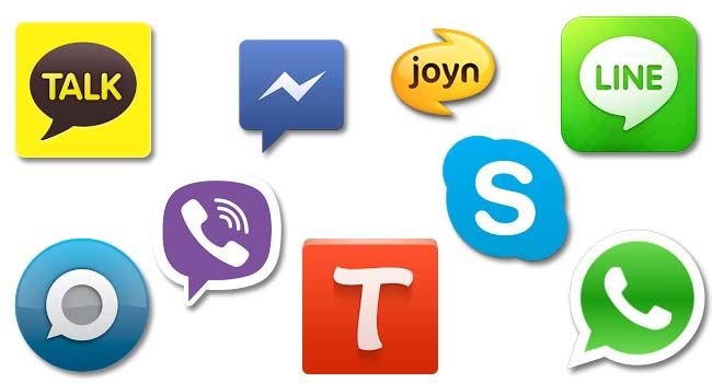 Top 5 Free Messenger Apps On Android Android Home