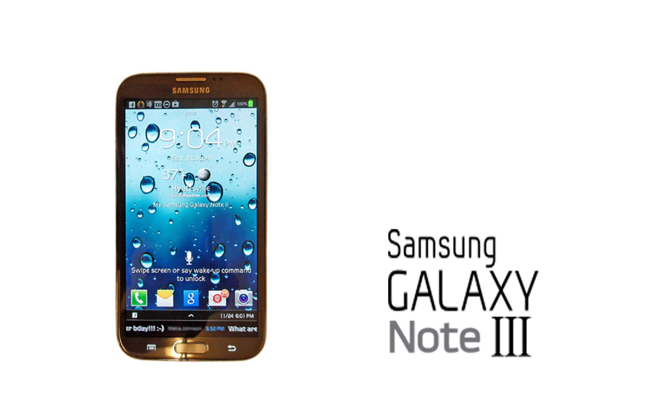 Samsung galaxy note iii release date and expected for Galaxy note 2 release date features
