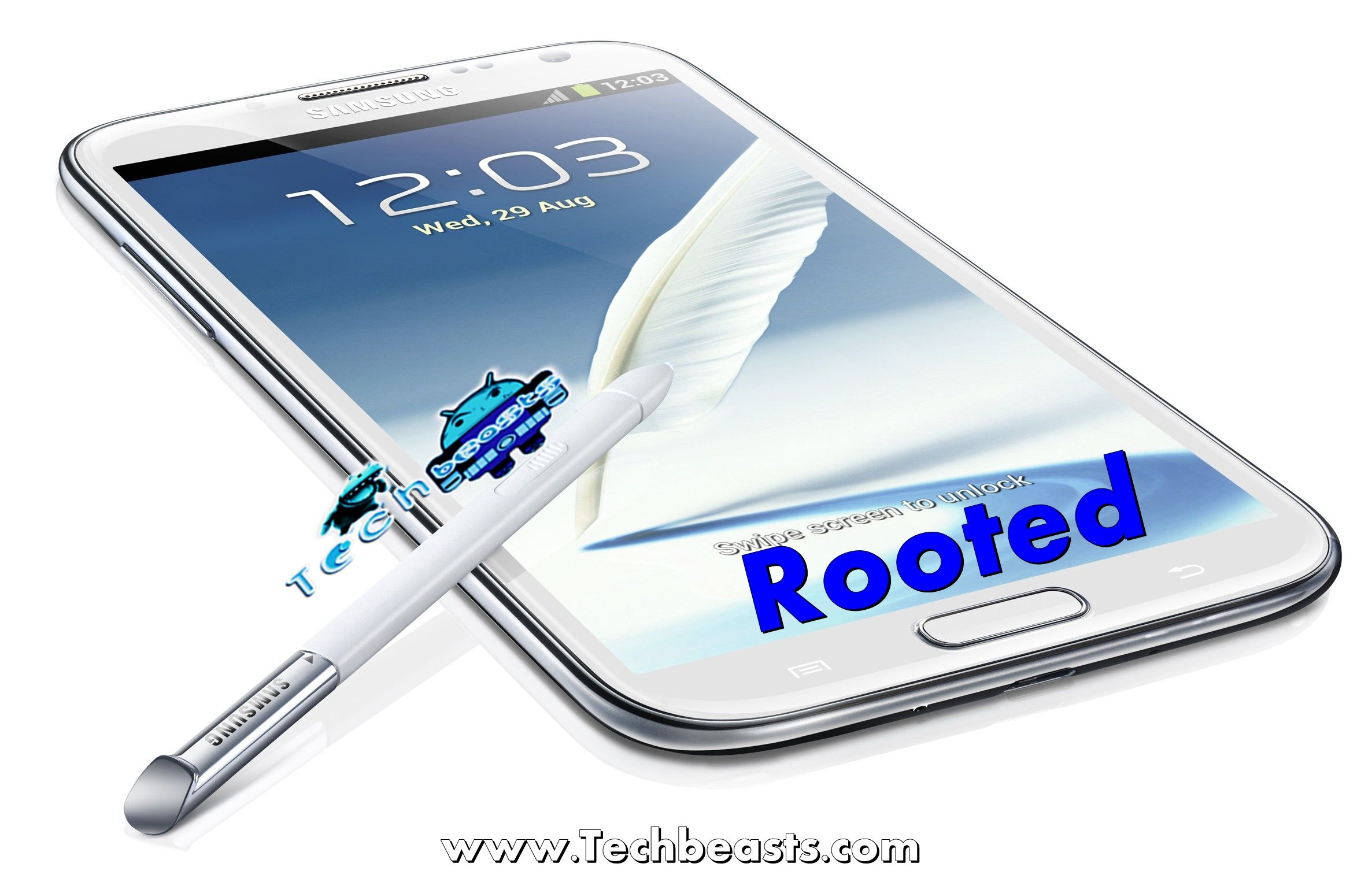 Root & Install CWM Recovery on Samsung Galaxy Note 2