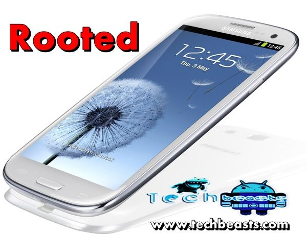 Root & Install CWM on Samsung Galaxy S3