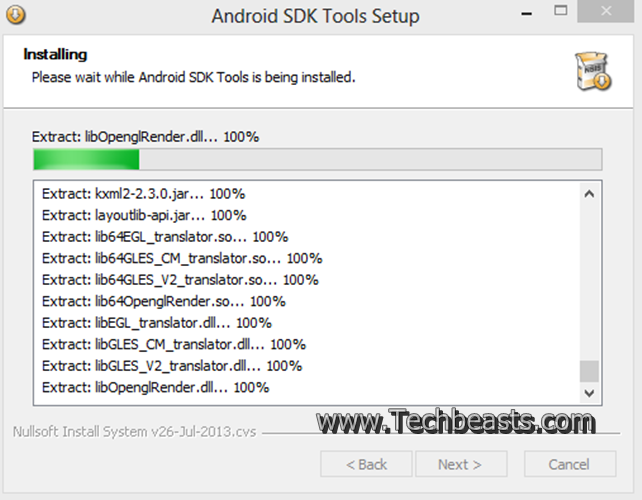 Install Android Adb & Fastboot Drivers