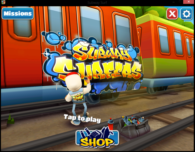 Subway surfers pc_Techbeasts
