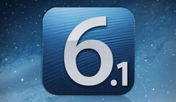 iOS 6.1 Firmware