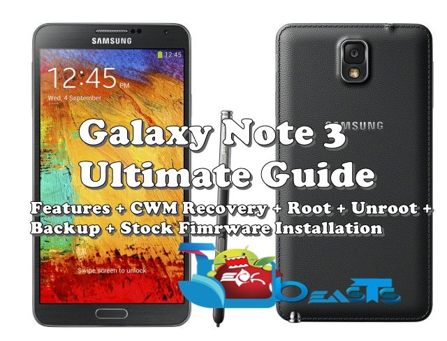 Every Thing You Need To Know About Samsung Galaxy Note 3
