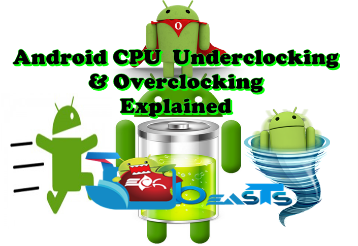 Android-CPU-UnderClock-OverClock
