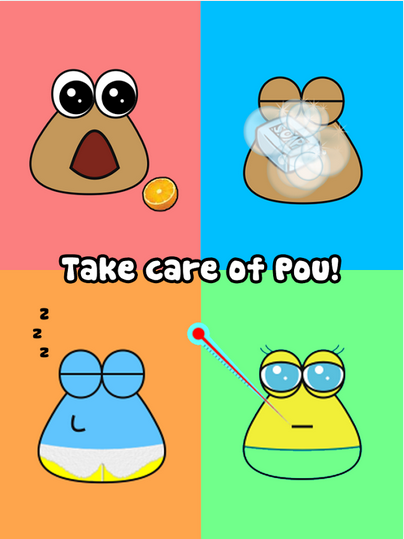 Pou Unlimited Money apk