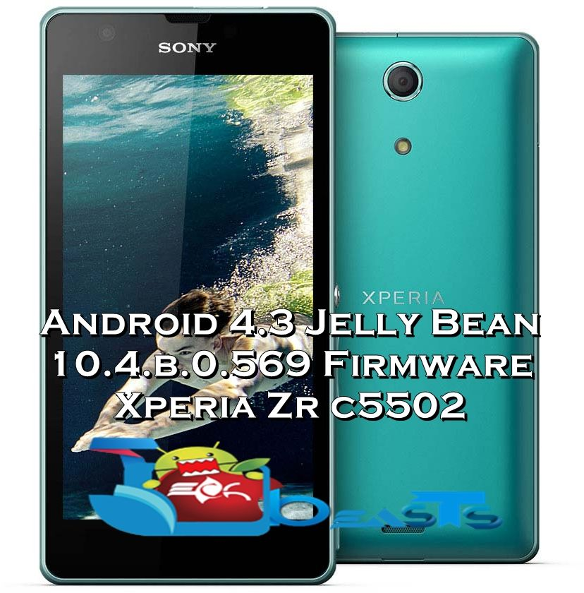 Update Xperia ZR C5502 to Android 4.3 Jelly Bean 10.4.B.0 ...