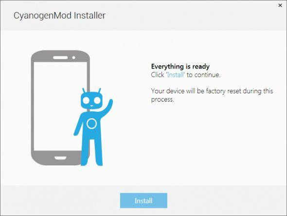 cyanogen-install
