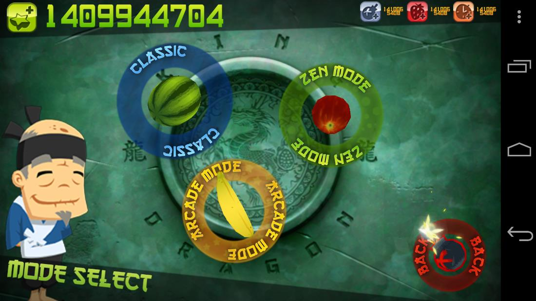 Fruit Ninja Free Download For Samsung Corby 1