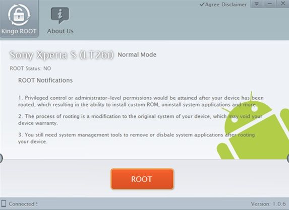Root-Android-Smartphone