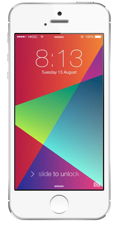 10 Awesome iOS 7 Wallpapers for Your iPhone – Download Now