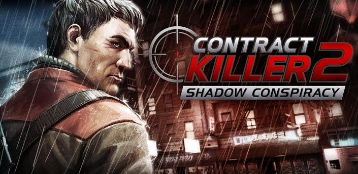 Contract Killer 2 Mod Apk [Unlimited Gold & Money]