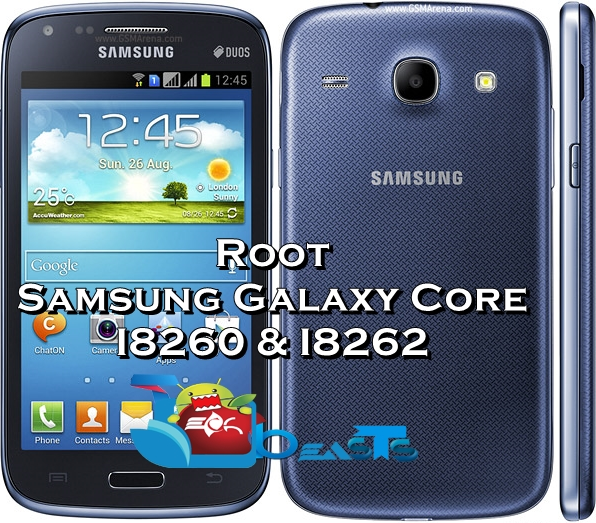 Galaxy Core Root
