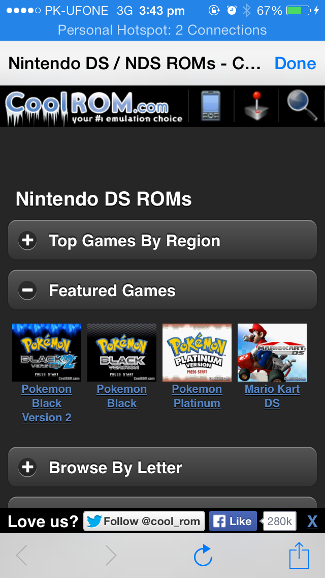 Play Nintendo DS Games on Your iPad or iPhone