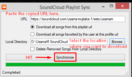 SoundCloud Downloader 3