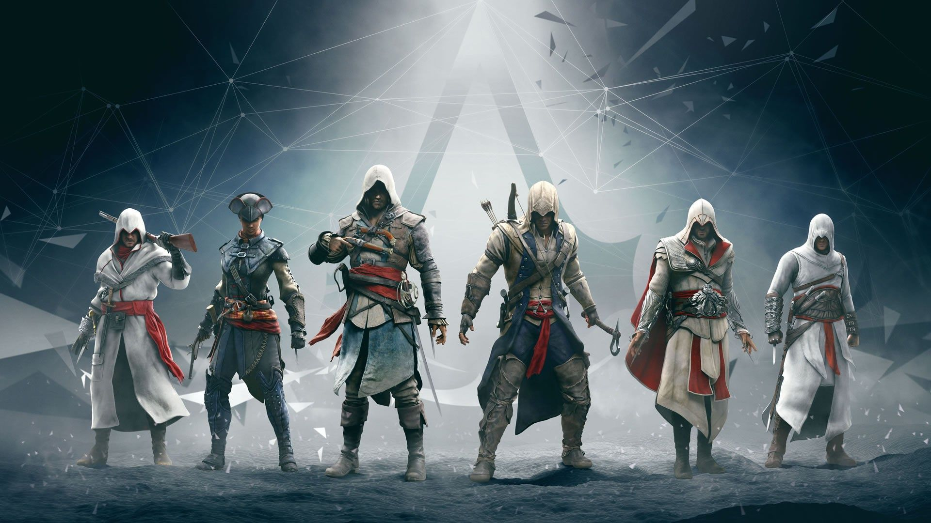 Download Assassin S Creed Unity 2014 Wide Wallpapers Images, Photos, Reviews