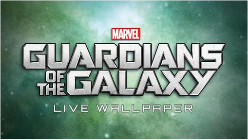 Guardians of the Galaxy LWP Android apk