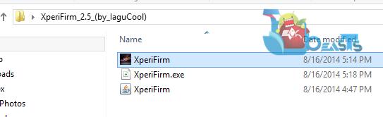 XperiFirm1