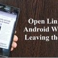 Open Links Within an Android App