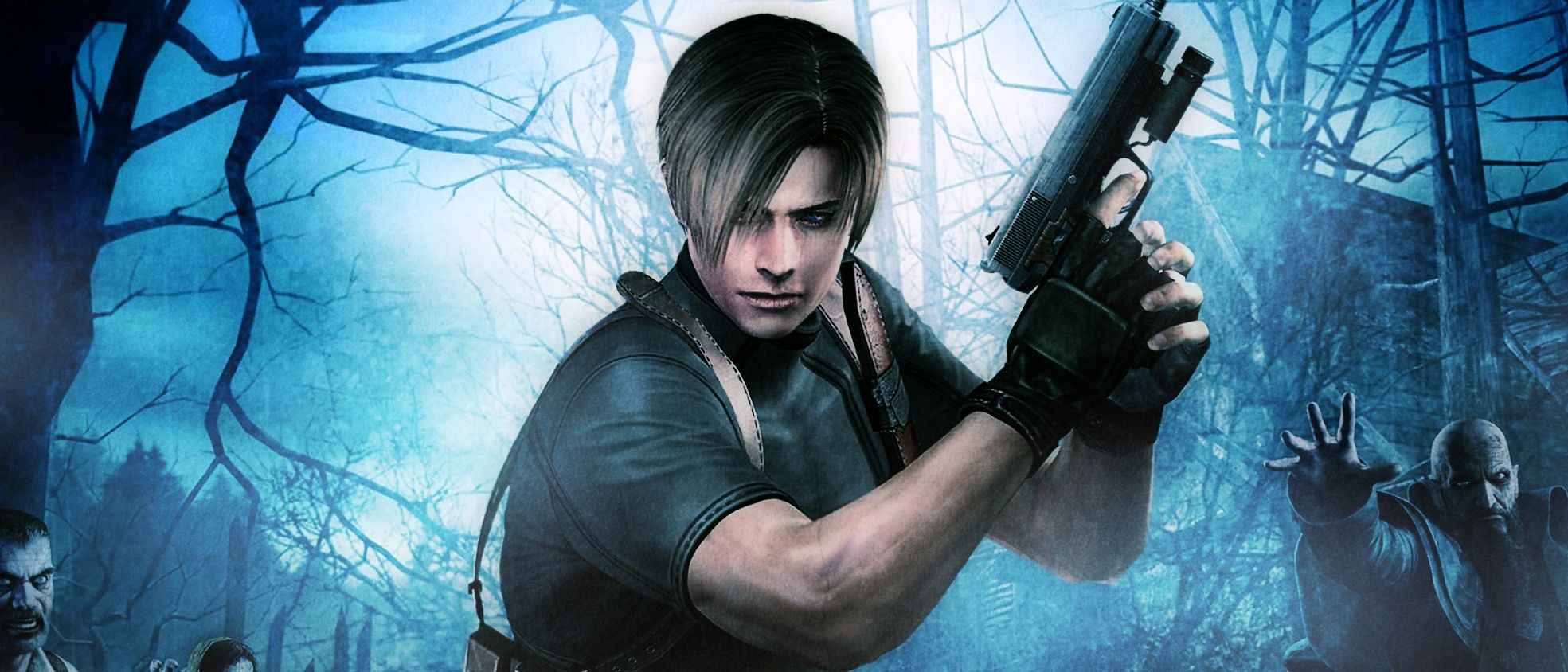 Resident Evil 4 Hd Wallpapers Download For Desktop Free