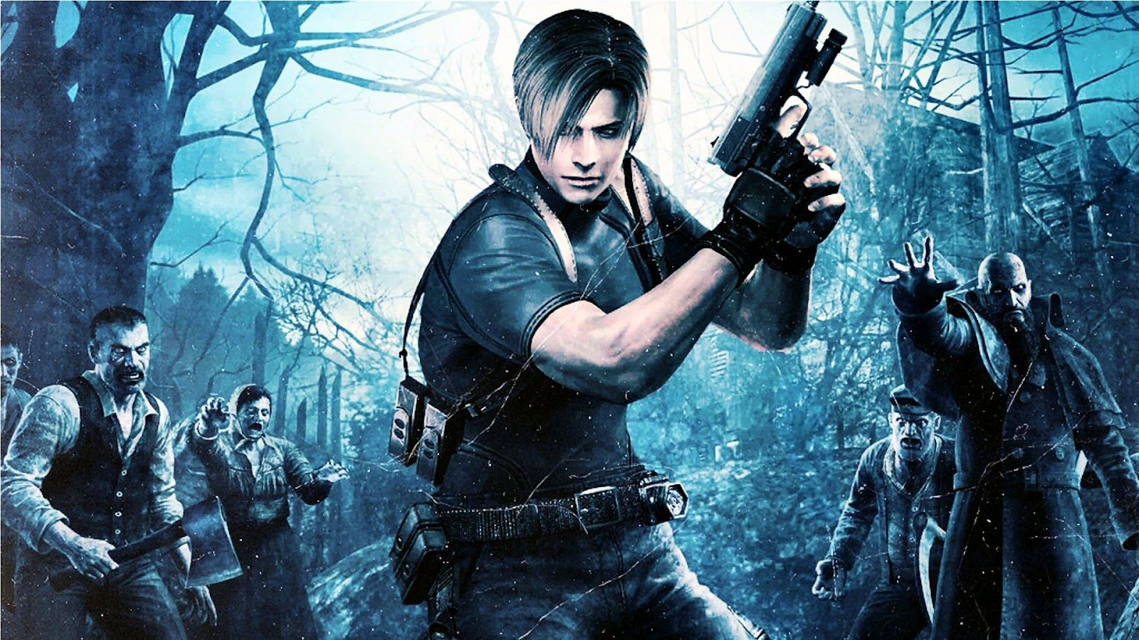 Resident-Evil-4-Wallpapers | TechBeasts