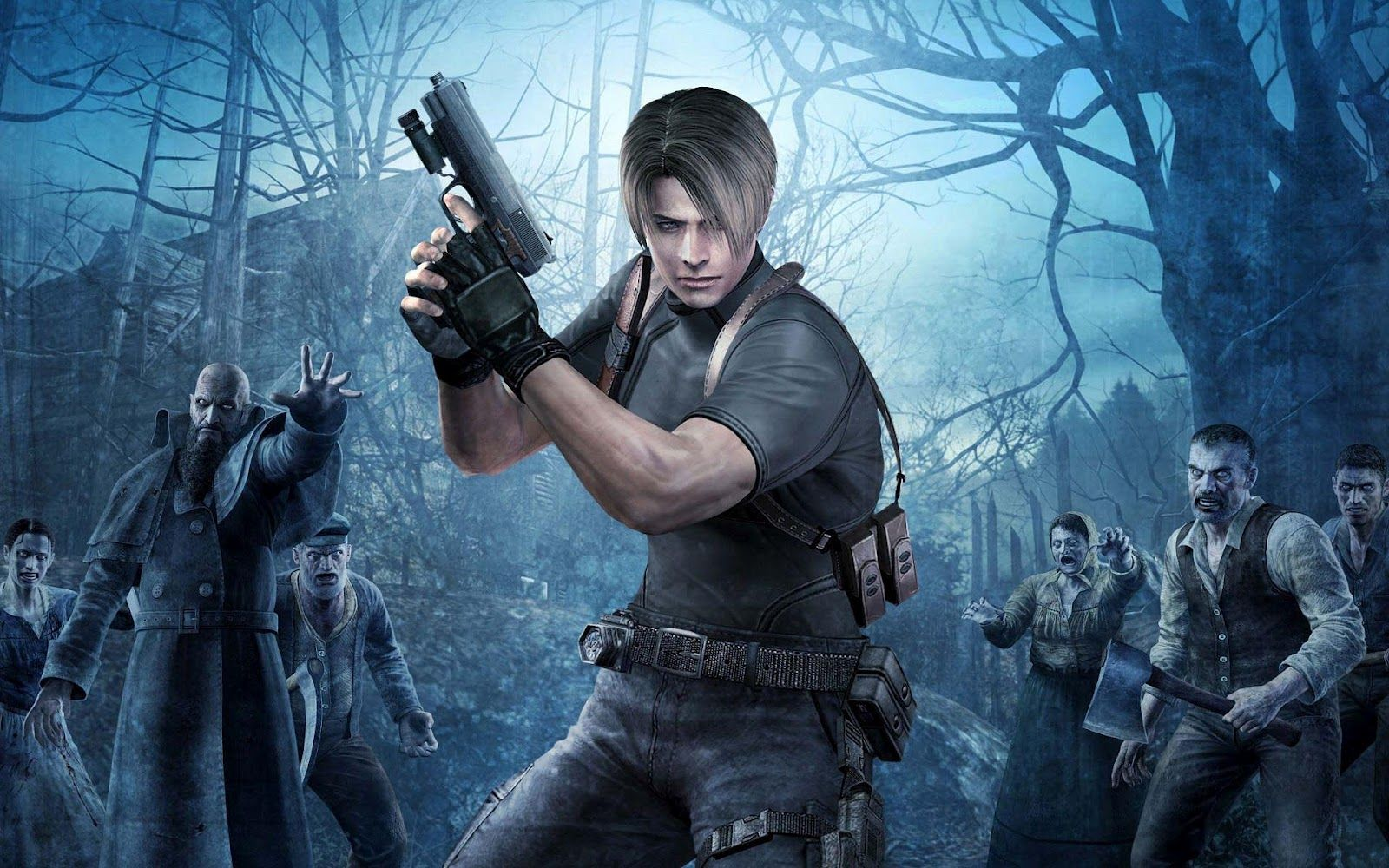 wallpapers resident evil 4 (64 wallpapers) – hd wallpapers