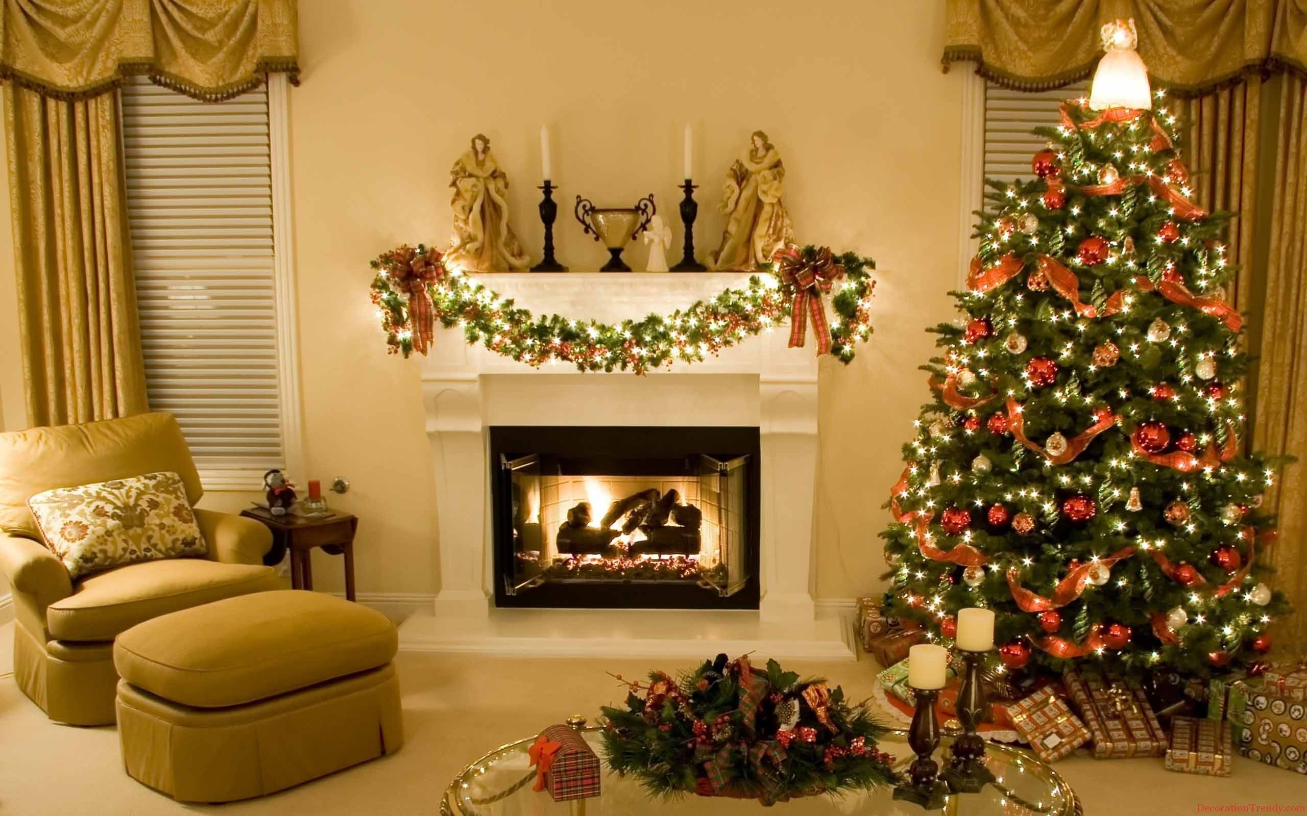 Christmas Decoration 2014 2014-christmas-decoration-idea-living-8 |  techbeasts