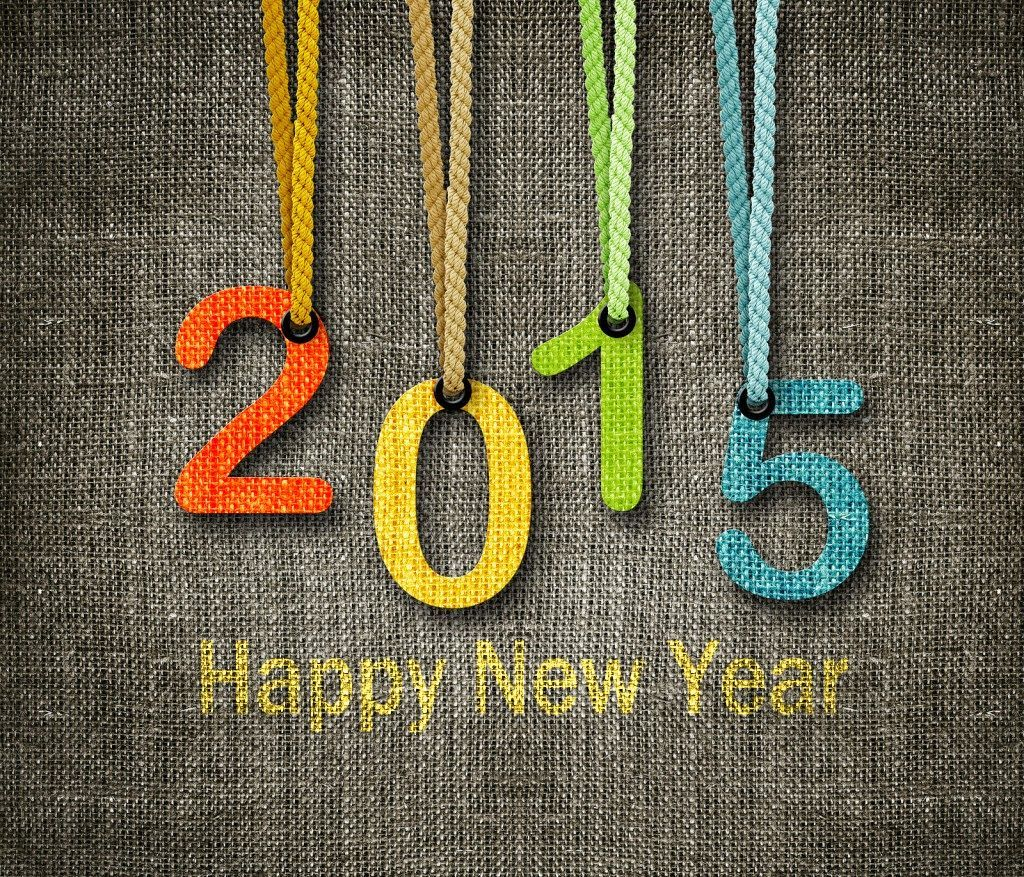 Happy New Year Wallpaper With Quotes: Best HD Happy New Year 2015 Wallpapers For Your Desktop PC
