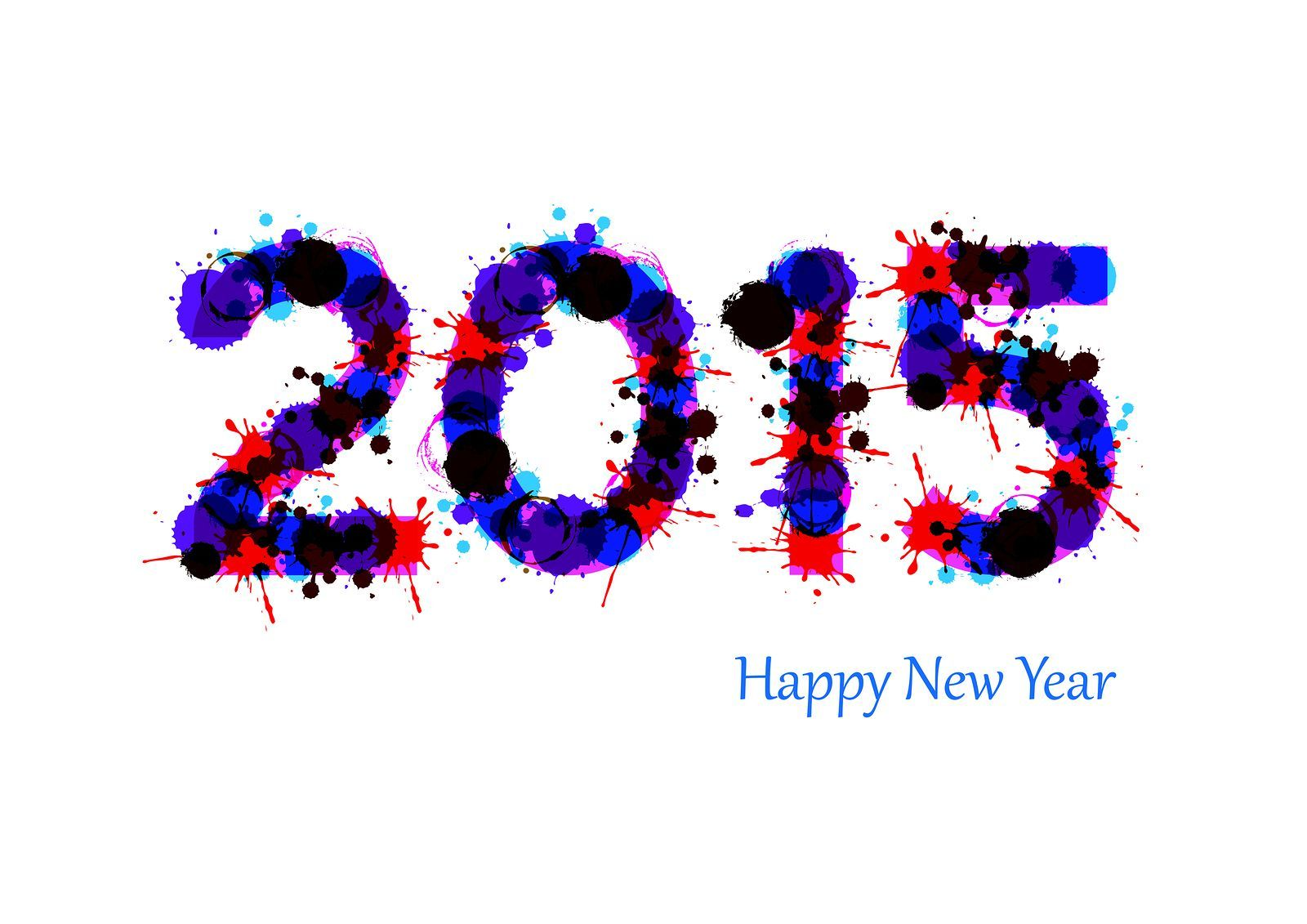 And we would also like to wish you a very Happy New Year 2015!