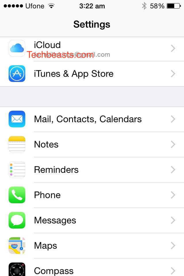 How to Change the Apple ID in App Store on iOS 8