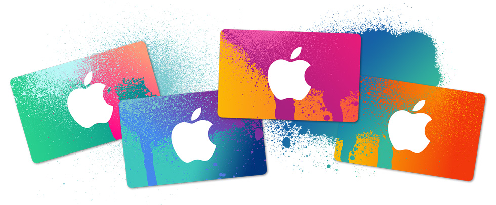 Gift a Movie, Album, TV Show from iTunes