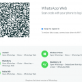 How To Use Whatsapp Web Client to Install Whatsapp on PC