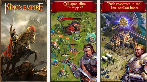 King's Empire for PC Download ( Windows 8,8.1,7,Xp - Mac )