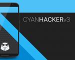 Install CyanHacker V2.0 Lollipop Custom ROM on Nexus 4