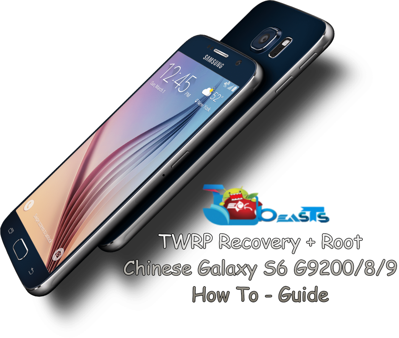 Install TWRP Recovery & Root Galaxy Tab 4 T230/T235