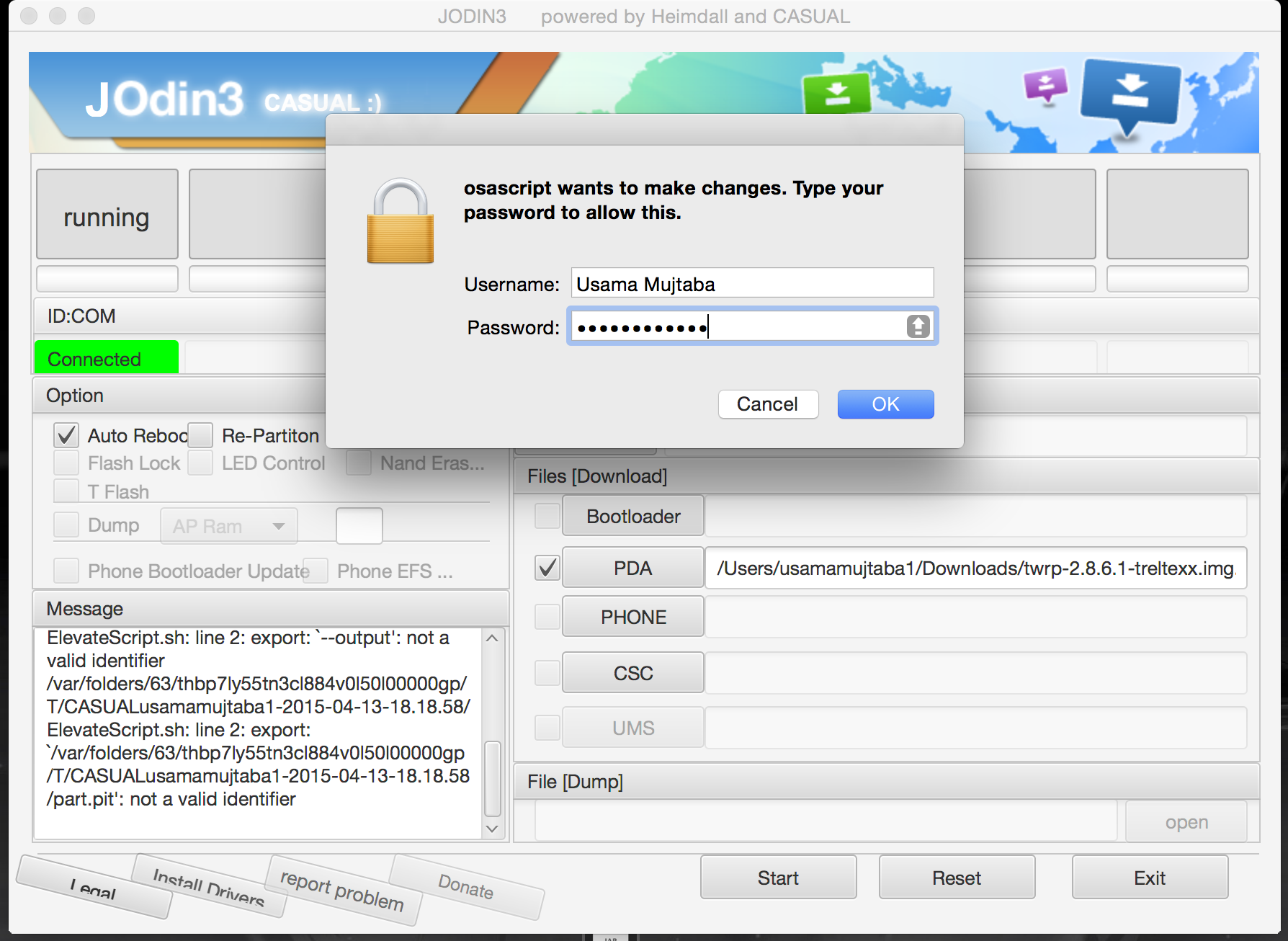 Download Odin 3.09 For Mac