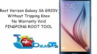 Root Verizon Galaxy S6 G920V Without Tripping Knox