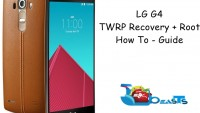 Install TWRP Recovery On LG G4 & Root It