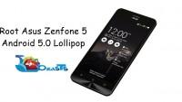 Root Asus Zenfone 5 Running Android Lollipop