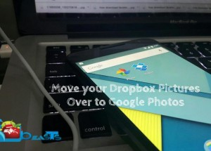 Move your Dropbox pictures over to Google Photos [ How To ]