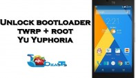 How To Install TWRP Recovery & Root Yu Yuphoria