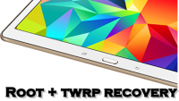 Install TWRP & Root Sprint Galaxy Tab S 10.5 T807P On Android Lollipop