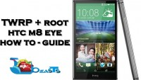 Root & Install TWRP Recovery On HTC One M8 Eye