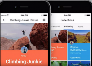 Google Plus Collections Introduced For iOS