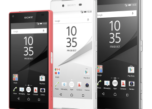 Watch Sony Xperia Z5, Z5 Compact & Z5 Premium Promo Videos
