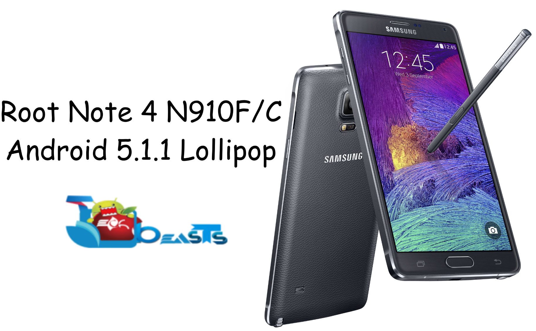 How to root Samsung Galaxy S4 SCH-R970 on 5.0.1