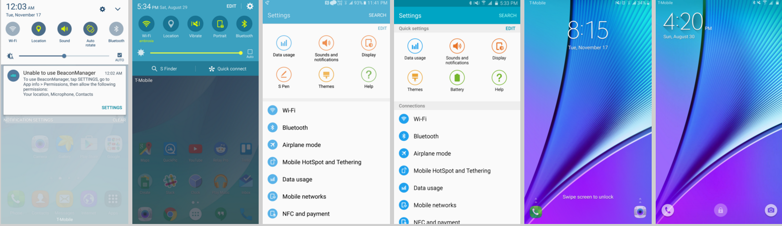 Install Android 6 0 Marshmallow on T-Mobile Galaxy Note 5