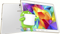 Install AOSP Android 6.0 Marshmallow On Galaxy Tab S 10.5