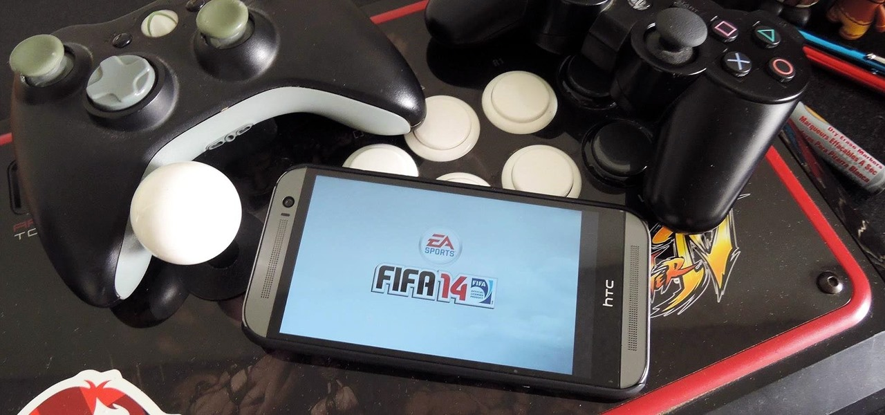 control ps3 with android